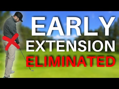 HOW TO ELIMINATE EARLY HIP EXTENSION FOREVER