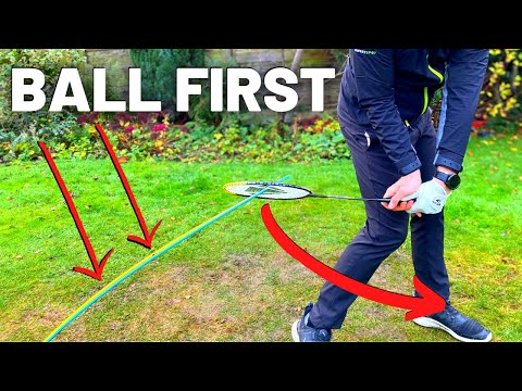 How to Hit the Ball Then the Turf with Your Irons INSTANT RESULTS