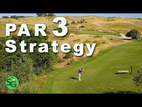 3 Way to Play a Par 3 – Golf Strategy