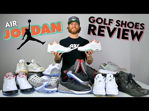 Jordan Golf Shoes Review