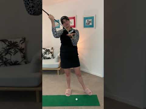 Golf Putting Set Up Tip
