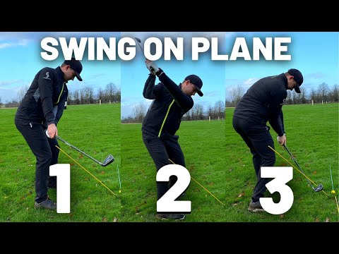 How to make the Golf Swing SO MUCH EASIER use THIS Swing Thought