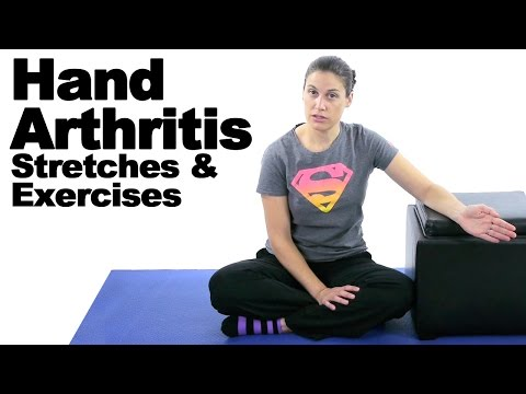Hand Arthritis Stretches & Exercises – Ask Doctor Jo