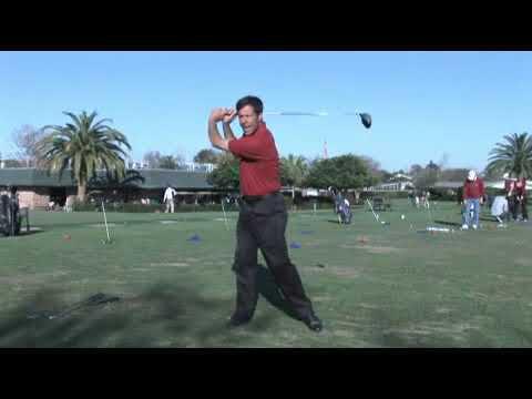 Golf Tips: Flexibility & Longer Drives