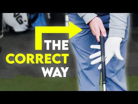 How To Grip a Golf Club Correctly | Start The Season Well