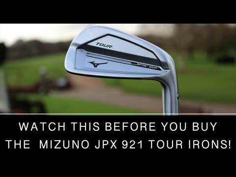 WATCH THIS BEFORE YOU BUY THE MIZUNO JPX 921 TOUR IRONS!!