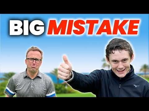 THIS GOLF MATCH WENT HORRIBLY WRONG !