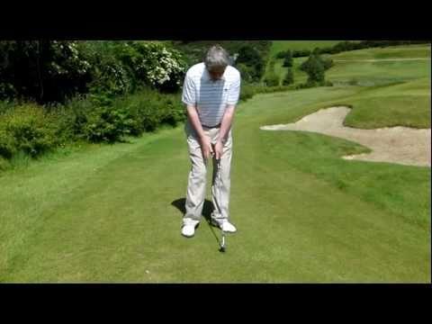 David Keating Golf Tips-Downslope
