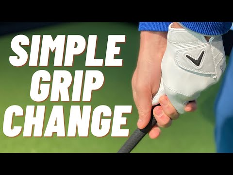 HOW TO HOLD A GOLF CLUB CORRECTLY – Golf Swing Basics