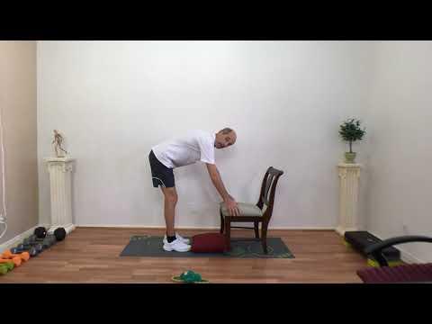 Strengthen your legs so you can get off floor – senior  elderly exercise