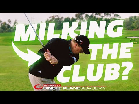 Stop 'Milking' the Club in the Backswing—Common Grip Fault & Fix