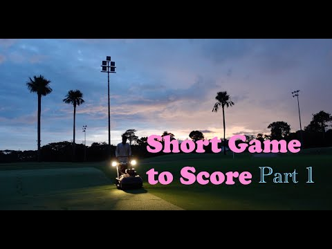 Short Game to Score : Part 1 Chipping – Golf With Michele Low