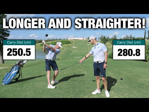 Andy FINALLY Gives Piers A GOLF LESSON!   Can These 2 Golf Swing Tips Help You?   ME AND MY GOLF