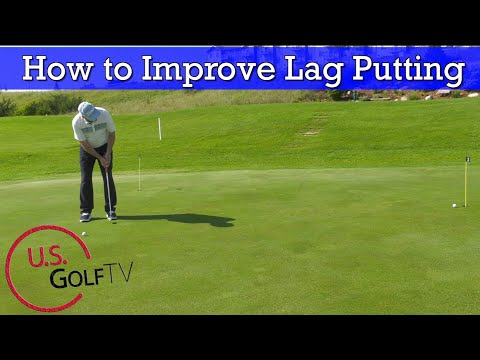 The Real Reason Why You Keep 3 Putting (LAG PUTTING TIPS)