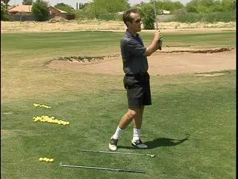 Chipping Open Club Face Golf Tips