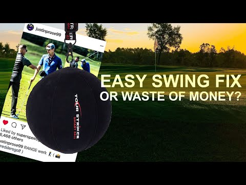 EASY GOLF SWING FIX OR A WASTE OF MONEY THE SMART BALL