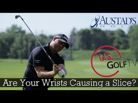 Golf Slice Fix – Are Your Wrists Ruining Your Backswing?