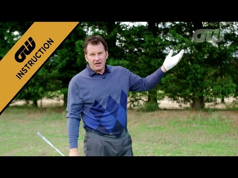 Instruction: Sir Nick Faldo – Playing from the rough