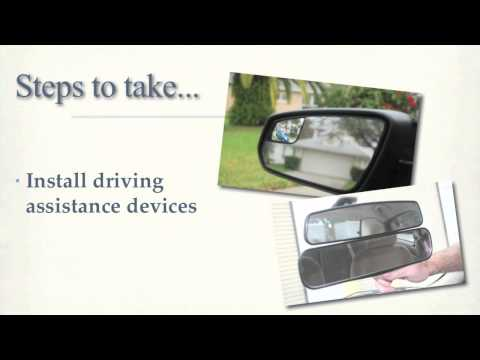 5 Driving Tips For Seniors