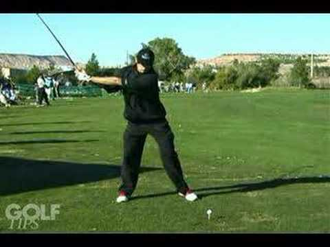Golf Tips Magazine-Slow Down for Power