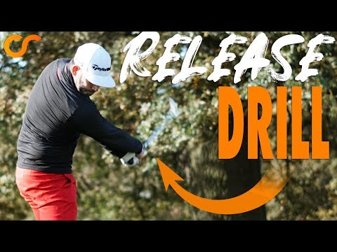 AWESOME RELEASE GOLF DRILL