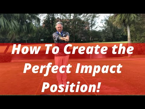 How to Create Perfect Impact! The Most Solid Golf Shots of Your Life! PGA Professional Jess Frank