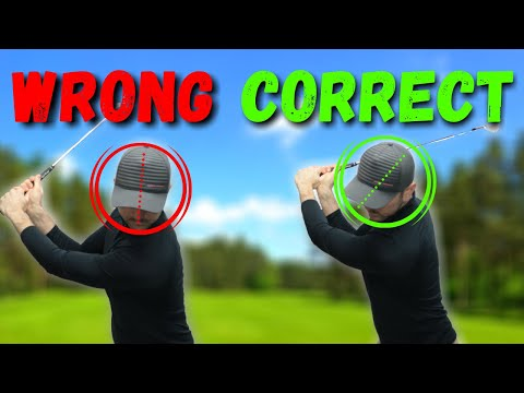 This Simple MISTAKE can RUIN your Golf Swing