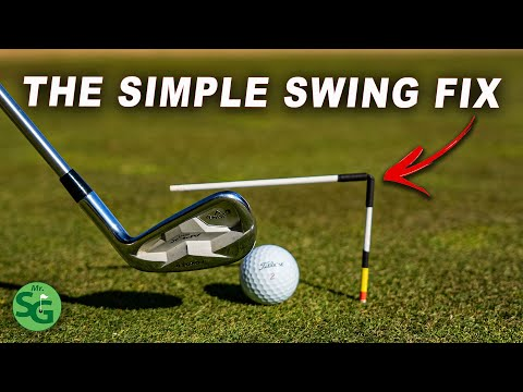 Can this simple golf training aid fix your slice?