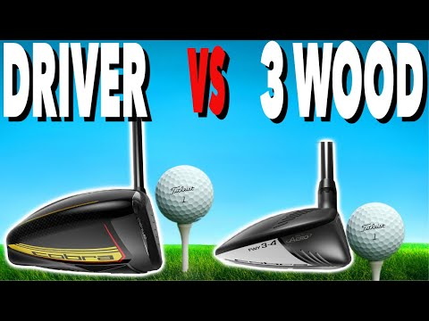 DRIVER vs 3 WOOD WHAT IS THE DIFFERENCE – Simple Golf Tips