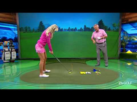 School of Golf: Drill to Keep Golf Swing Square   Golf Channel