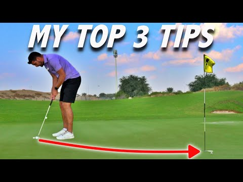 3 PUTTING TIPS TO LOWER SCORES   Simple Golf Tips