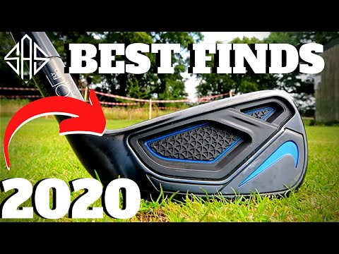 MY TOP 5 BEST GOLF CLUB FINDS OF 2020… UNREAL DEALS!