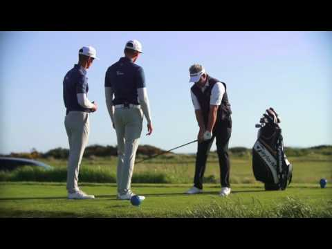 Darren Clarke – How to Play 'The Stinger' off the Tee