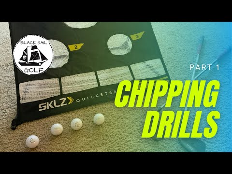 How to Practice Golf at Home – Part 1 – Chipping
