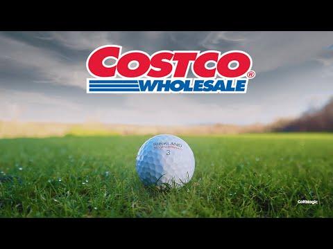 How GOOD is the Costco Golf Ball? | Kirkland Signature Review | Golfmagic.com