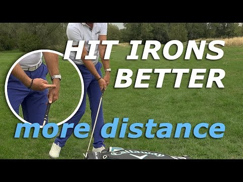 How to strike your irons better and more consistent