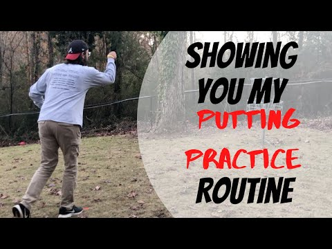 How to Make the Most out of Your Putting Practice   Disc Golf Tips for Beginners