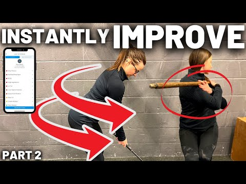 WHY YOU CAN'T FIRE THE HIPS IN THE GOLF SWING! EYE OPENING PT 2