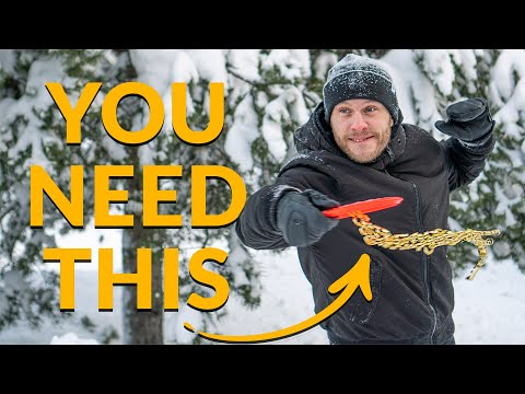 10 Tips for (GREAT) Winter Disc Golf | Disc Golf Basics