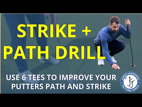 Easy STRIKE and PATH Putting Drill –     JJ Putting : YouTube's most comprehensive putting channel