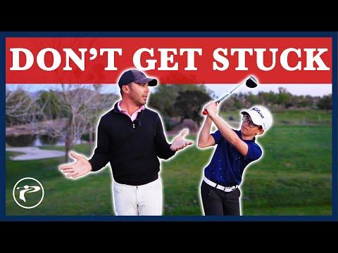 Junior Golf Lessons – Why Juniors Get Stuck!?