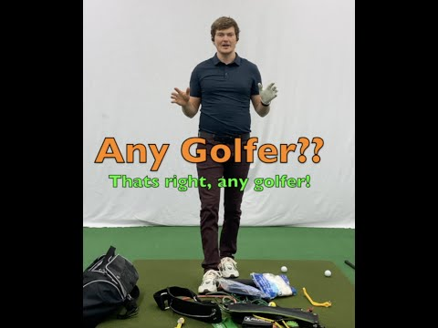 BEST TRAINING AID FOR YOUR GOLF SWING – ITS CHEAP!