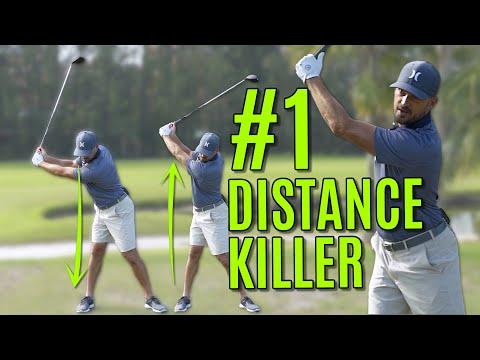 #1 Distance Killer For Senior Golfers