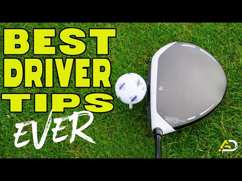 The Best Driver Tips