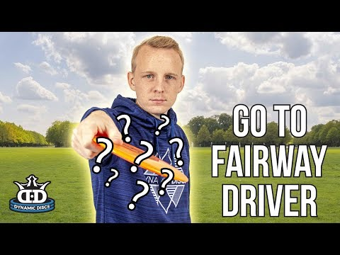 How To Choose a Go To Fairway Driver   Disc Golf Beginner's Guide