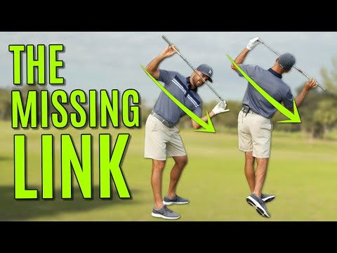 The Missing Link In Your Golf Swing | How To Tilt