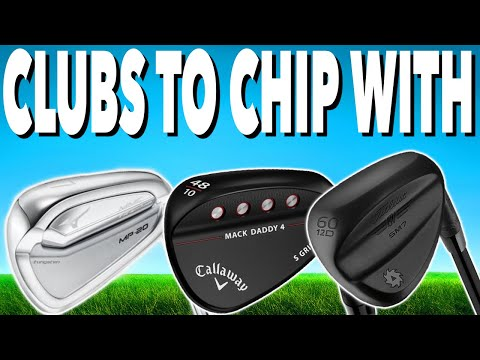 WHAT GOLF CLUB TO CHIP WITH? Simple Golf Tips