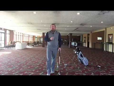 Golf Tips: Off-Season Lesson #7 – Yard Stick Putting Drill with Eric Drane, PGA