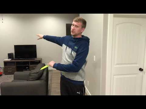 Disc golf form tips: Timing and the reach back