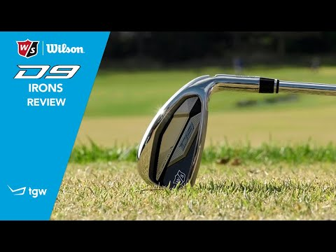 Wilson D9 Irons Review by TGW